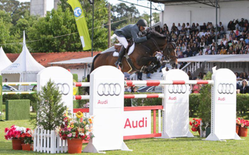 CSIO3* Lisboa: João Chuva ganha pela primeira vez o GP Audi