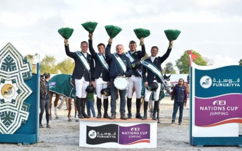 CSIO3*Odense: Ukraine secures second consecutive victory