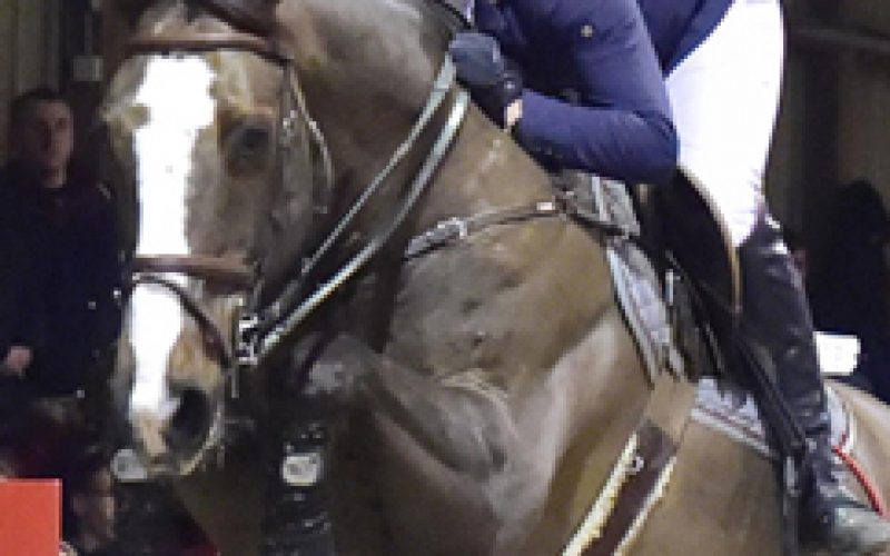 CSIO3* W Celje: Charlotte Bettendorf ganha o Grande Prémio; Luís Sabino Gonçalves sobe ao segundo lugar do pódio