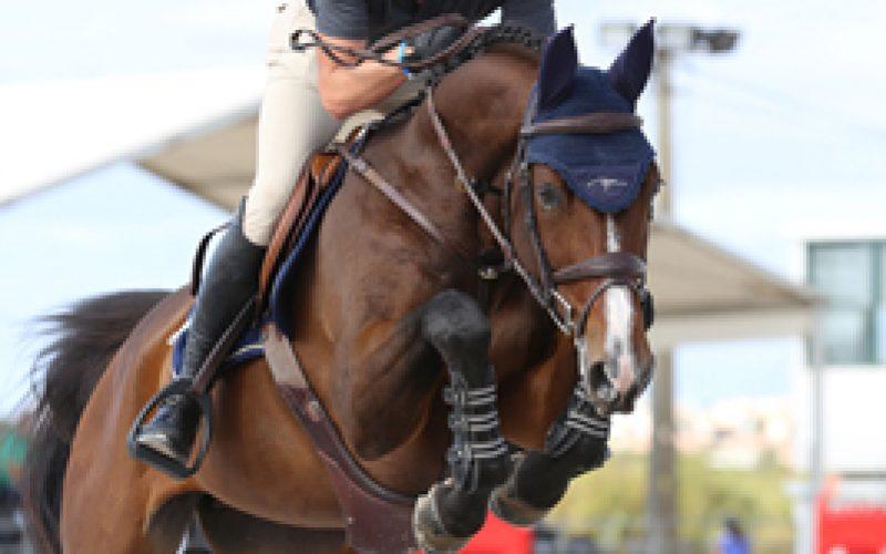 Double M Horses e Darragh Kenny (IRL) estabelecem nova parceria