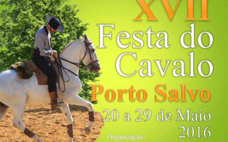 XVII Festa do Cavalo de Porto Salvo