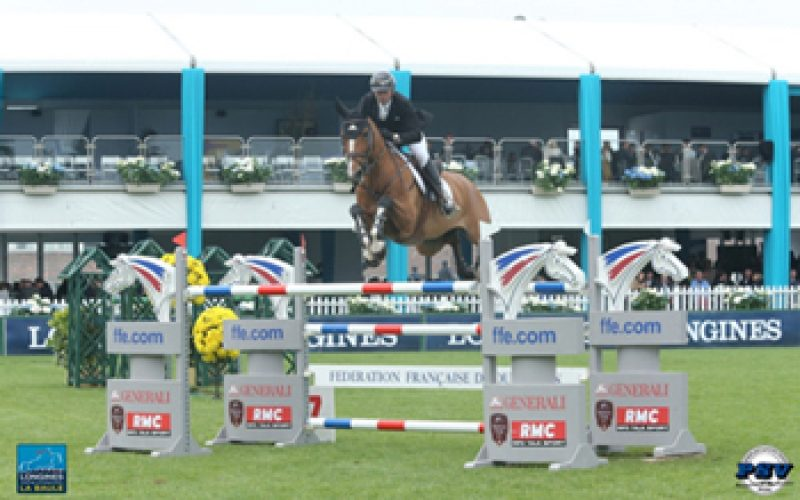 CSIO 5* La Baule : Eric Lamaze and Fine Lady 5 clinch victory