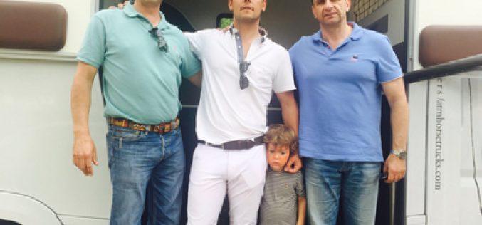 Espanhol Sergio Alvarez Moya aposta na ATM Horse Trucks