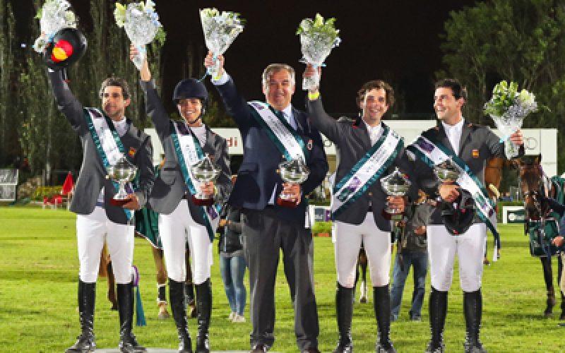 CSIO3* Lisboa: Espanha dominou a Taça das Nações Furusiyya FEI