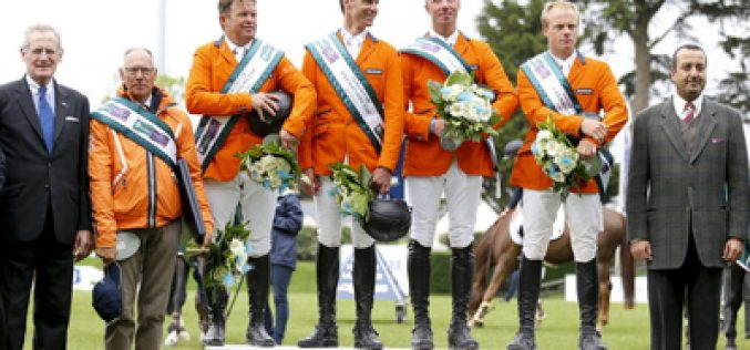 Dutch show their strength with brillian Furusiyya victory at La Baule