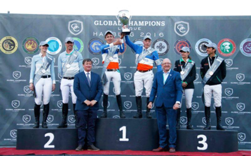 Liga Global Champions Tour: Valkenswaard United soma segundo triunfo
