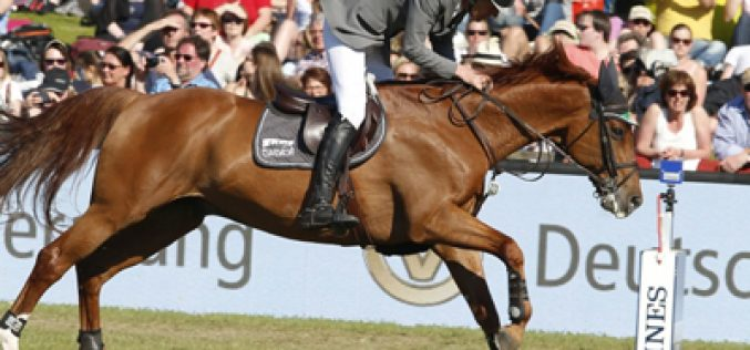 CSI5* Hamburgo: Veterano Ludger Beerbaum ganha o Grande Prémio Longines Global Champions Tour