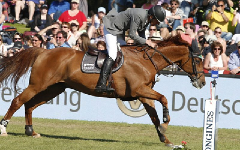 Legendary Ludger Beerbaum wows in home LGCT Grand Prix of Hamburg win
