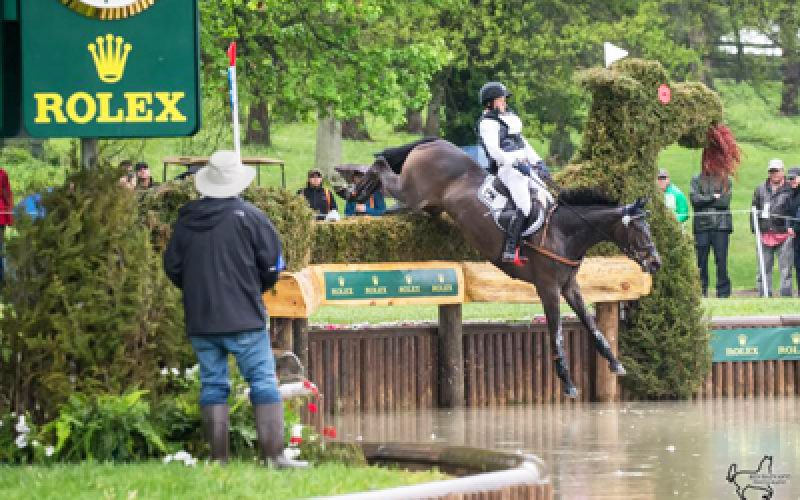 Michael Jung vence etapa do Rolex Kentucky FEI Classics