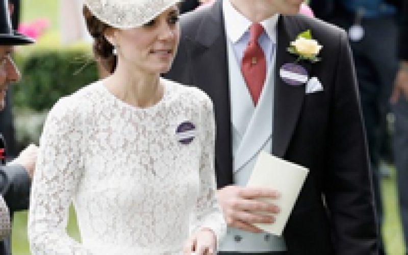 Ascot: Kate Middleton foi o centro das atenções