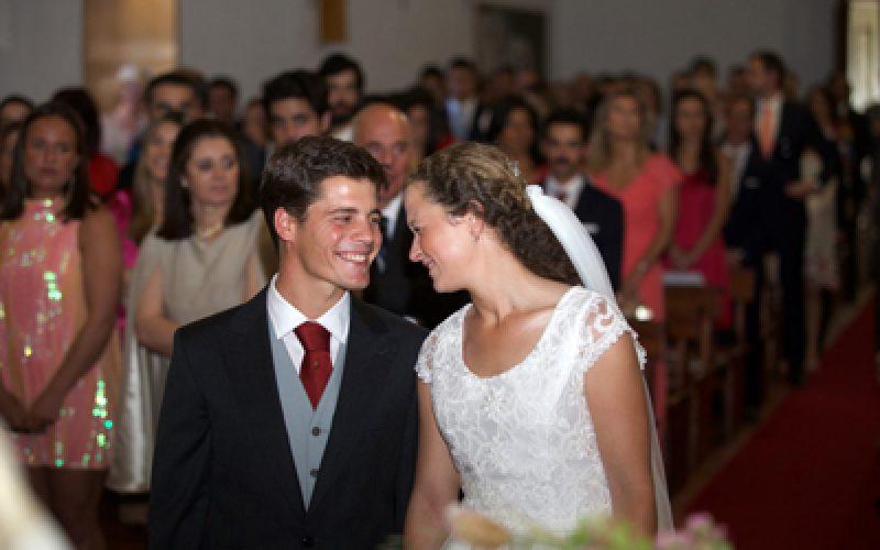 Vasco Mira Godinho casa-se com Carlota Barreiros Mota