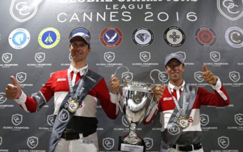 Liga Global Champions Tour: Monaco Aces ganha a prova por equipas; Cascais Charms conquista bronze