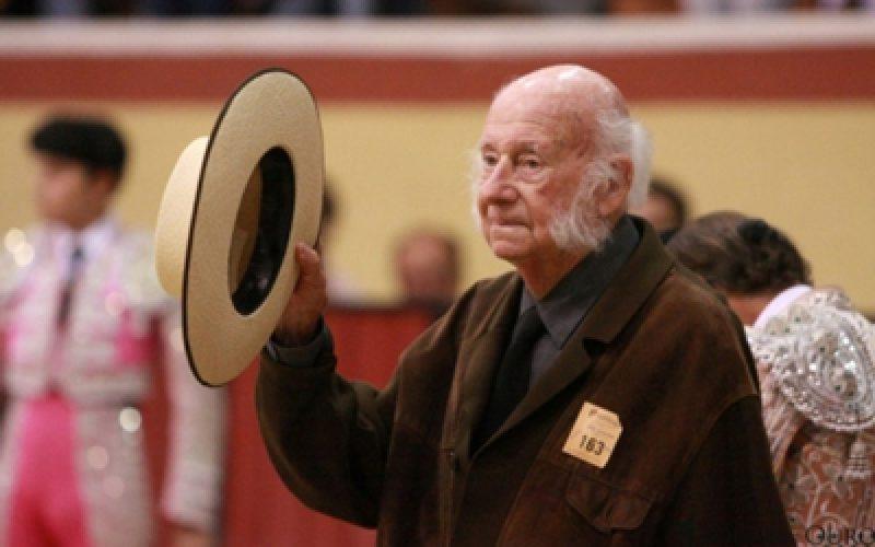 Faleceu David Ribeiro Telles, decano da tauromaquia portuguesa