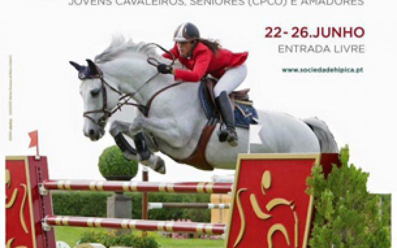 Campeonatos de Portugal de Saltos de Obstáculos no próximo fim-de-semana