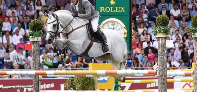 CHIO Aachen: Philipp Weishaupt conquista o Grande Prémio Rolex