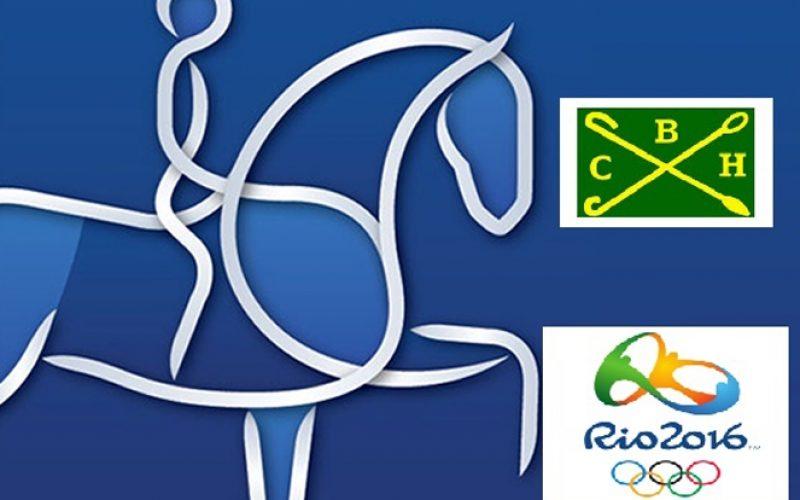 Rio 2016: Conheça os 5 convocados para a selecção olímpica de Dressage do Brasil