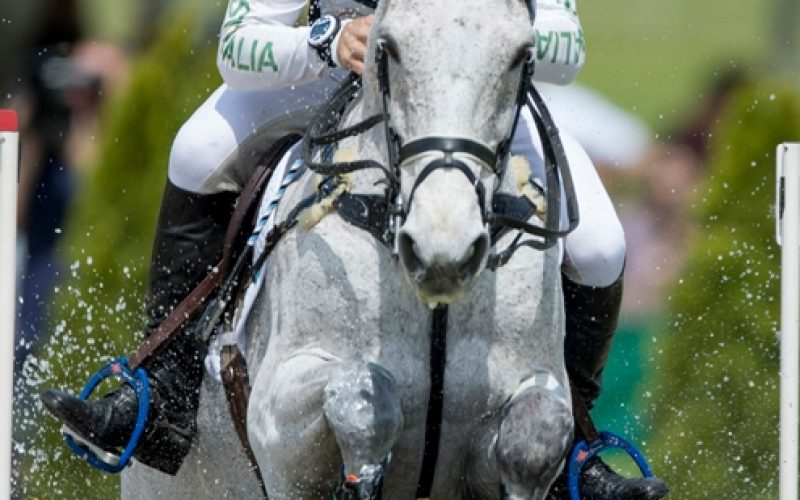 FEI Nations Cup™ Eventing: Australia on top of the world at Aachen