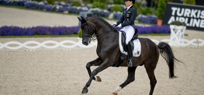 Germans dominate at Aachen: Team USA crowned inaugural FEI Nations Cup™ Dressage series champions
