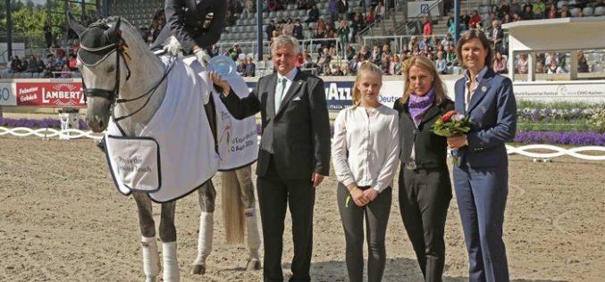 CDIO5* Aachen: Alemanha domina provisoriamente a Taça das Nações