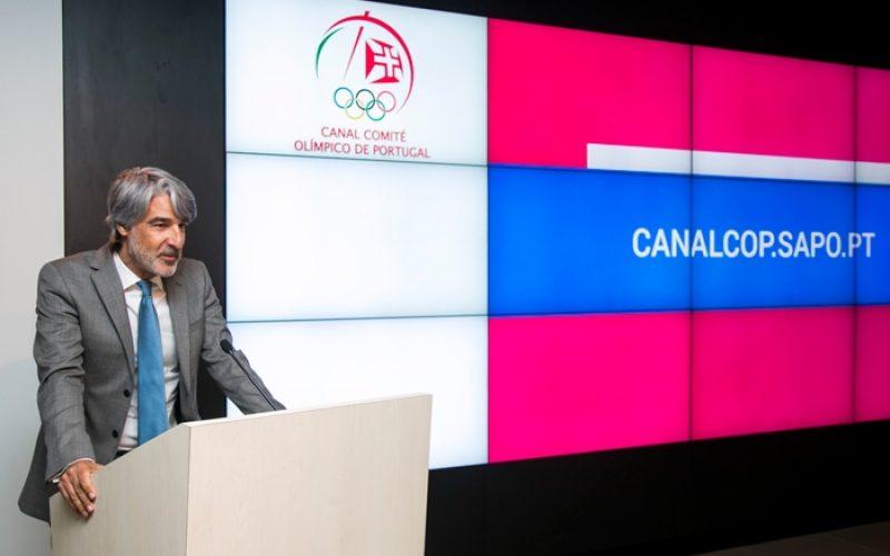 Comité Olímpico de Portugal e SAPO lançam CANALCOP