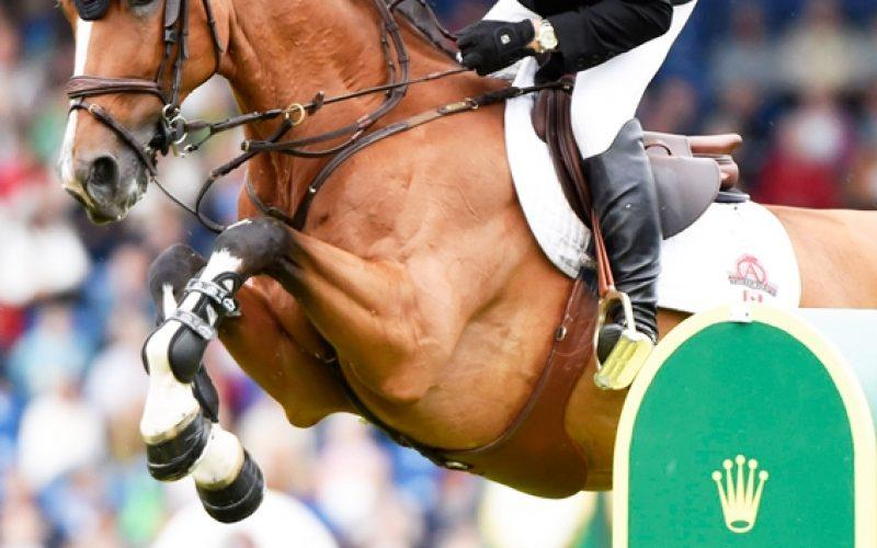 CHIO AACHEN: Lamaze ganha 1ª qualificativa para o G.P. Rolex