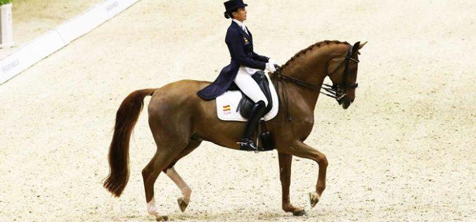 Rio 2016: Espanha divulga equipa de Dressage para os J.O.