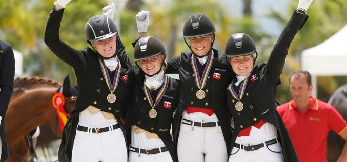 European Y-J-Ch Championship 2016: Double gold for Germany
