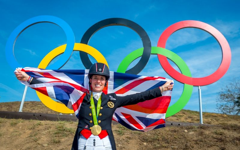 Rio 2016:  Dujardin and Valegro with a heart of gold do it again: Individual Dressage Final