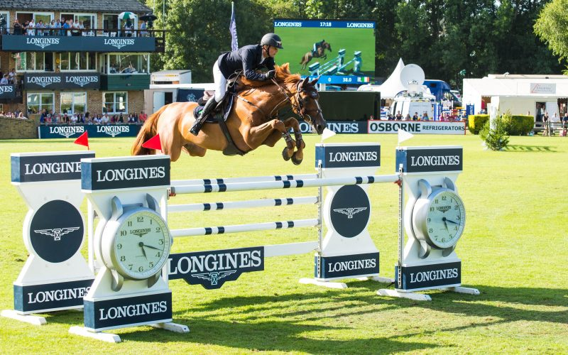 CSIO5* Hickstead: Billy Twomey conquista a Longines King George V Gold Cup