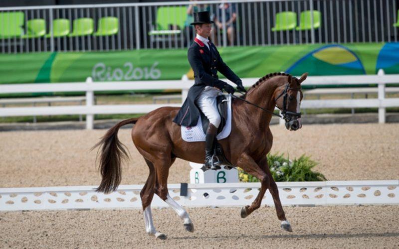Rio 2016: Britânico William Fox-Pitt assume liderança provisória
