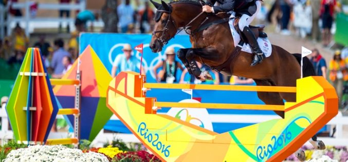 Rio 2016: Comeback king Skelton scoops Britain's first Olympic individual Jumping gold