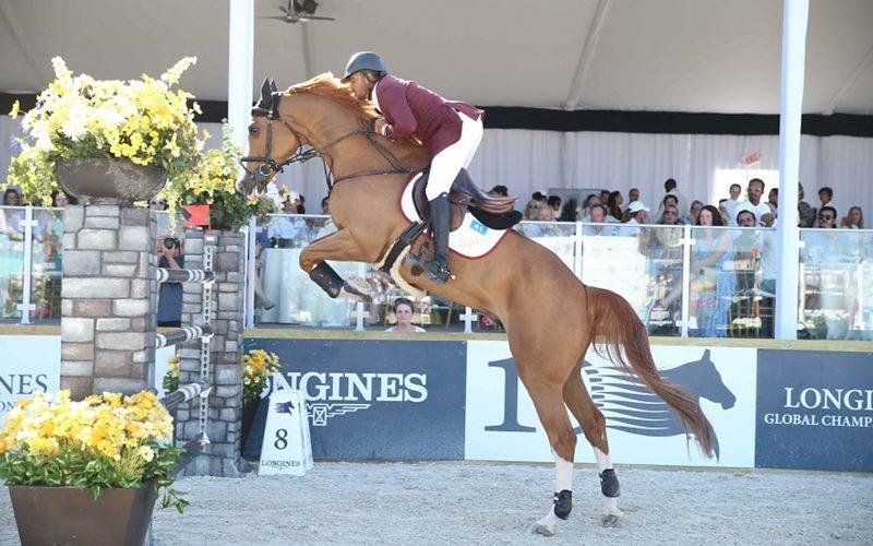 Rio 2016: Palloubet d'Halong filho de Baloubet du Rouet nos Jogos Olímpicos