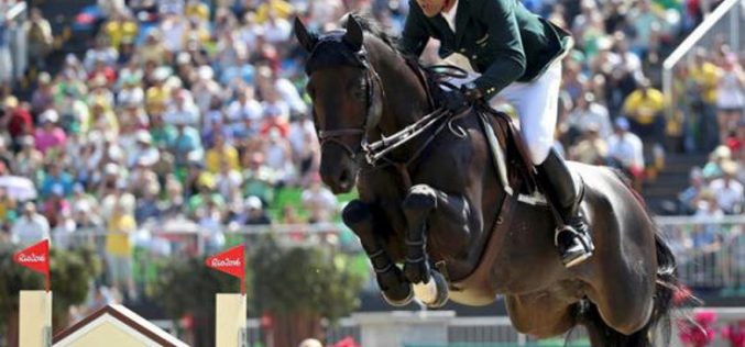 Rio 2016: Brazil, Germany, Netherlands and USA lead Olympic Team Jumping