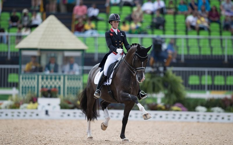 Rio 2016: Queen Charlotte steals the show – Germany leads team rankings