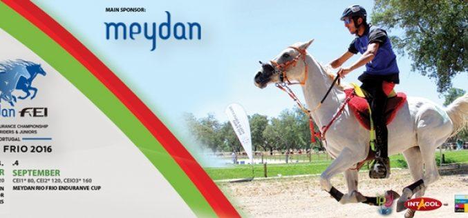 Meydan/FEI European Endurance Championships – Rio Frio
