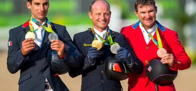 Rio 2016: Fabulous French win Eventing team gold; Michael Jung takes 2nd successive individual title