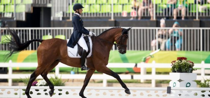 Rio 2016: Klimke secures narrow German lead in Olympic Eventing ahead of intriguing cross-country challenge