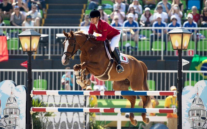Rio 2016: Brasil e Alemanha destacam-se na primeira ronda de saltos de obstáculos dos Jogos Olímpicos