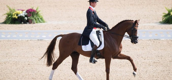 Rio 2016:  Fox-Pitt forges the early lead in Olympic Eventing
