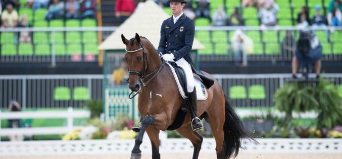 Rio 2016: Alemanha a caminho do ouro individual e por equipas
