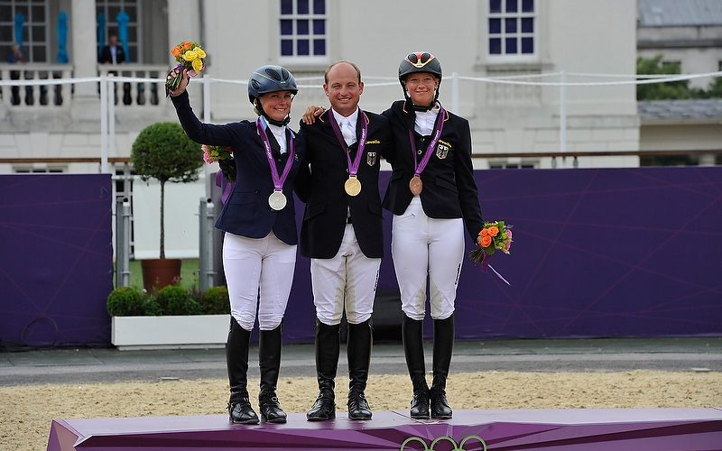Olympic Eventing: This Jung man could be very hard to beat