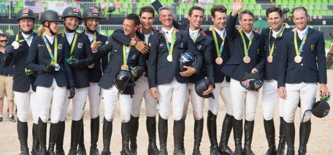 Rio 2016: CCE – Michael Jung conquista ouro nos Jogos Olímpicos – França ouro por equipas