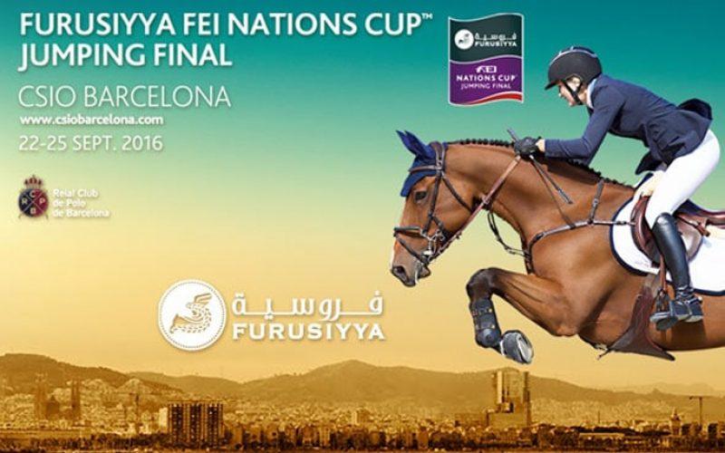 Barcelona: Lista definitiva de participantes na Final da Taça das Nações Furusiyya FEI 2016