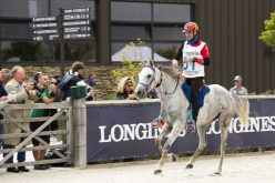 Longines FEI World Endurance Championships 2016: Jaume Punti Dachs takes Spain to team and individual gold