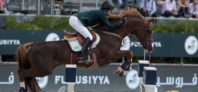 CSIO5* Barcelona: Brasil conquista a Longines Challenge Cup