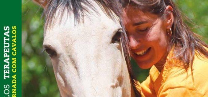 """Primeiro livro português sobre """"Os Cavalos Terapeutas"""" é lançado dia 1 de Outubro"""
