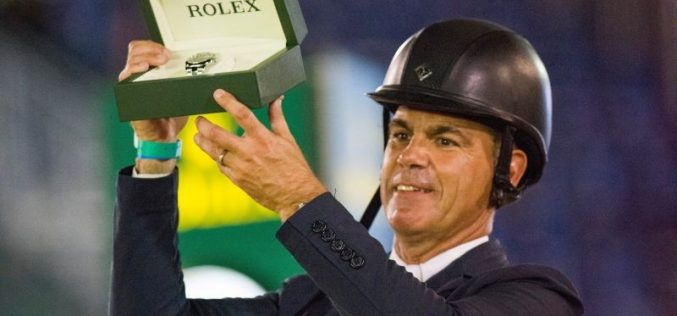 Jimmy Torano reigns supreme in the Rolex U.S. Open Grand Prix