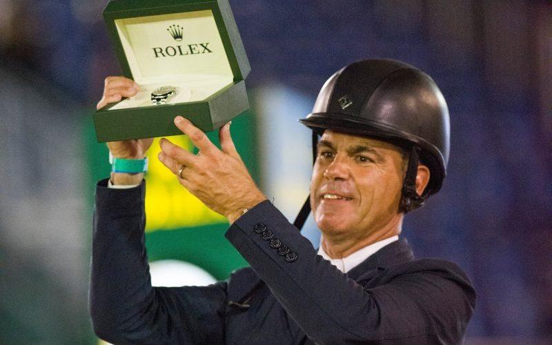 Jimmy Torano reigns supreme in the Rolex U.S. Open Grand Prix