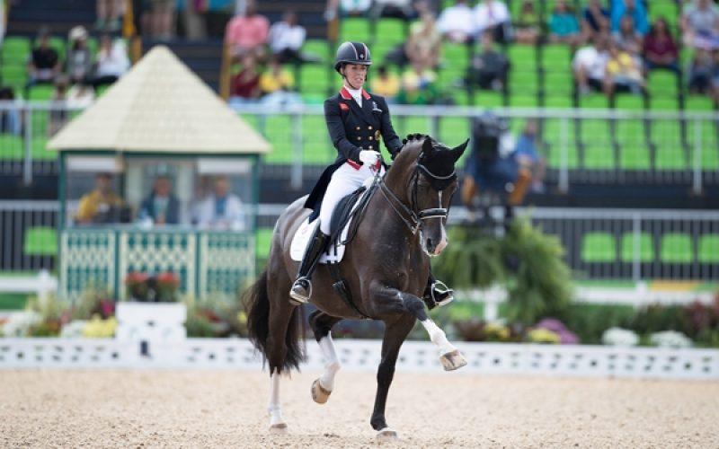 Londres: Despedida de «Valegro» no CDI-W Olympia Horse Show (VÍDEO)