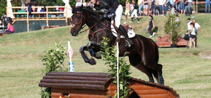FEI Nations Cup™ Eventing: French celebrations continue at Vairano